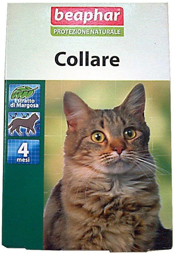 beaphar b.v. protezione naturale coll gatto