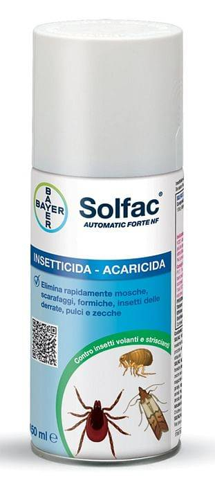 bayer solfac automatic forte nuova formula 150 ml