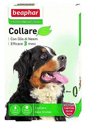 beaphar b.v. protezione naturale collare cane grande