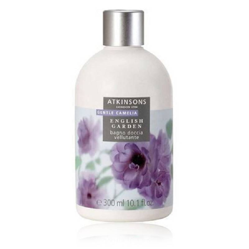 ATKINSONS English Garden Gentle Camelia Bagnodoccia 300 Ml