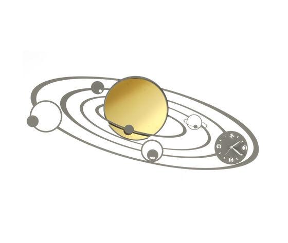 Arti e Mestieri Orologio Da Parete A Tema Spaziale Planetarium