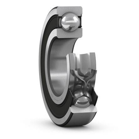 SKF Cuscinetto a sfera , Ø int. 50mm, Ø est. 90mm, Largh. guida 20mm, 6210-Z/C4