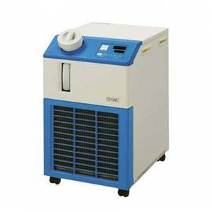 SMC Termo chiller  , attacco uscita Rc 1/2, portata max 42L/min, 200 → 230V ca 1/2poll, HRS050-AF-20-M