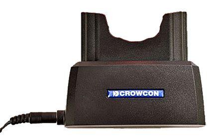 crowcon caricabatterie per rilevatore gas  rilevatore di gas portatile t4, t4-crd/rs