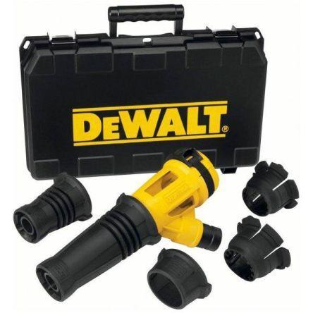 dewalt accessorio aspirapolvere , adatto a utensili per boccole, scalpelli piatti, scalpelli appuntiti, martelli sds max, dwh051-xj