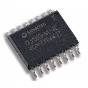 Sensitec Sensore di corrente , 16-Pin, SOIC (1500), CFS1000-AAA-AE