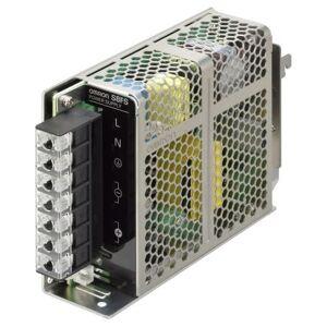 Omron Alimentatore a montaggio su guida DIN  S8FS-G, 50W, 12V cc max, 4.3A, 1 uscite, 137 x 105.2 x 37.2mm 230V ca 12V cc, S8FS-G05012CD