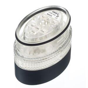 Idec Segnalatore  , LED, Verde 30mA, 24 V ca/cc, LD9Z-6ALB-GC