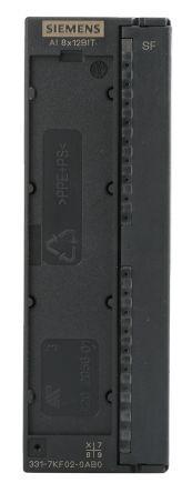 Siemens Modulo di espansione PLC , serie SIMATIC S7-300 Series, Analogico, 24 V c.c., 8, 6ES7331-7KF02-0AB0