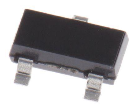 ON Semiconductor Diodo di protezione ESD, Unidirezionale, Montaggio superficiale, SOT-23 (3000), MMBZ16VALT1G