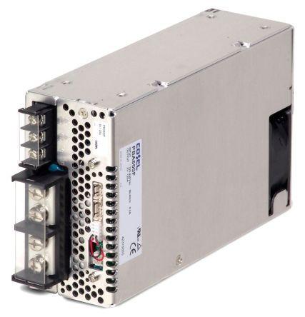 Cosel Alimentatore switching integrato , 636W, ingresso 120 → 350 V dc, 85 → 264 V ac, uscita, PBA600F-12