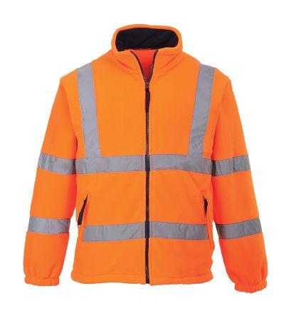 RS PRO Pile da lavoro Arancione , S per Uomo