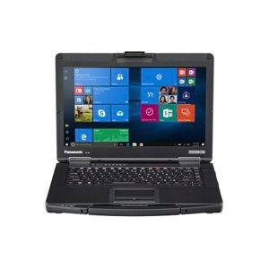 Panasonic Semi-PC robusto 500 GB / 4 GB RAM 2kg  Windows 10 Pro, schermo 14poll, 345 x 29.8 x 272mm, CF_54G0492TE