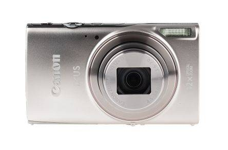 Canon Macchina fotografica digitale Nero 2.5fps 3poll LCD With Built-in-Flash 20.2MP Sì No Sì, 1076C007