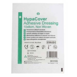 RS PRO HypaCover Adhesive Dressing - Large, 10