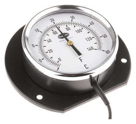 RS PRO Termometro a Quadrante , -20 → +60°C