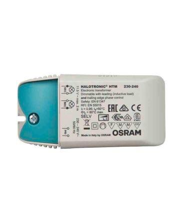 Osram 1 Trasformatore spia Elettronico , primario 230 → 240V ca, secondario 11.3V ca, 35 → 105W, 108 x 52, 442334