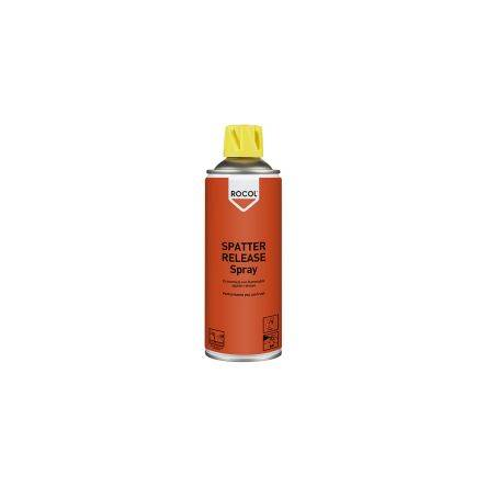 Rocol Spray distaccante  Spatter Release Spray, 300ml, Non infiammabile, Senza silicone, 66080