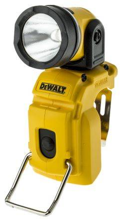 DeWALT Torcia LED  Ricaricabile, 130 lm, DCL510N