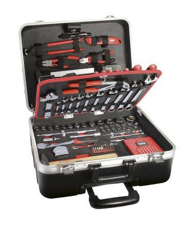 SAM Kit di utensili per Tecnici , 136 pezzi, 3272670730755