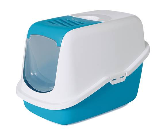 mantovani blu bios lettiera per gatti savic casita wc nestor