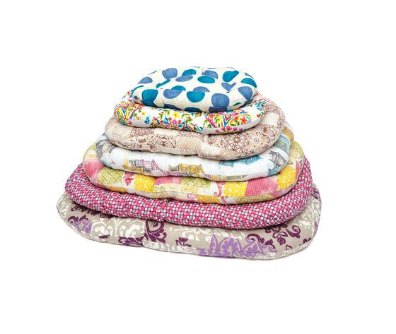 leopet cuscino per cani floconne 45 cm