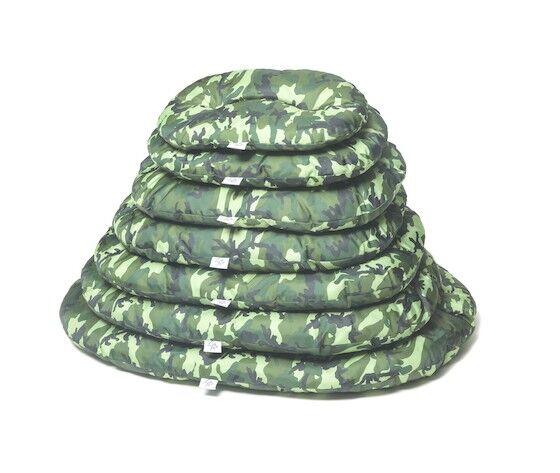 leopet cuscino per cani nettuno militare 7 pz