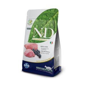 Farmina N&d Cat Grain Free Agnello & Mirtillo Adult 1,5kg