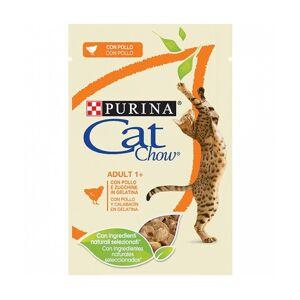 Purina Cat Chow Adult Pollo E Zucchine Bustine 85gr