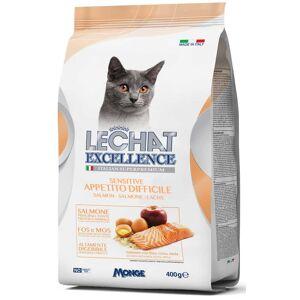 Monge Lechat Excellence Sensitive - Appetito Difficile Con Salmone 400g