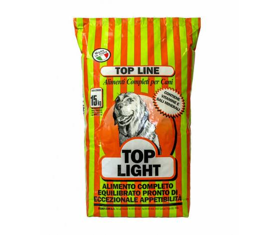 Top Energy Crocchette Cane Top Light 15 Kg