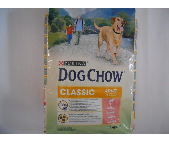 Nestle Dog Chow Classic Salmone 10kg
