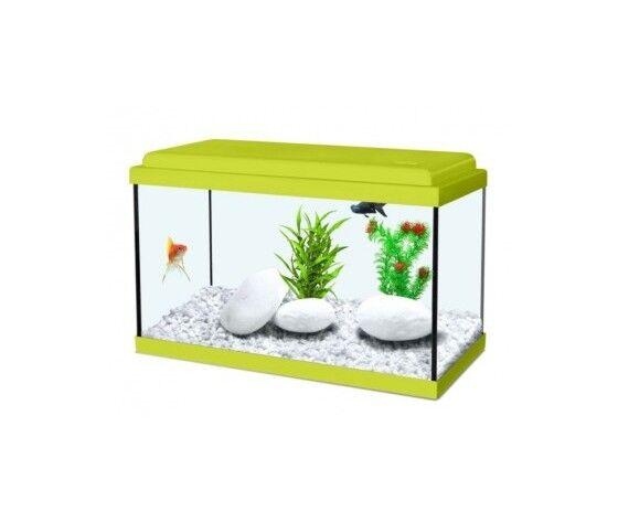 zolux acquario nanolife kidz 30 verde 30x15x20 cm 8 lt ( vendita solo con pagamento tramite carta di credito o bonifico)