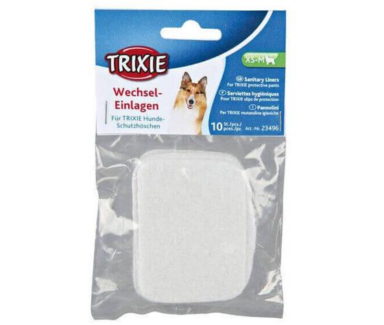 Trixie Assorbenti Igienici 10 Pz Taglia Xs, S, S-M