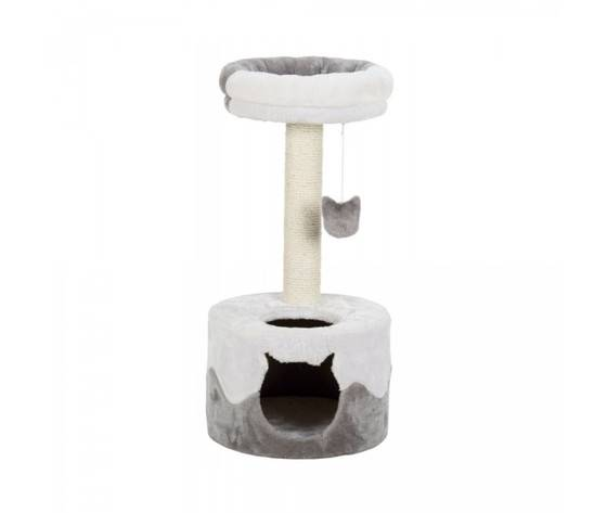 trixie tiragraffi nuria bianco-grigio 71 cm