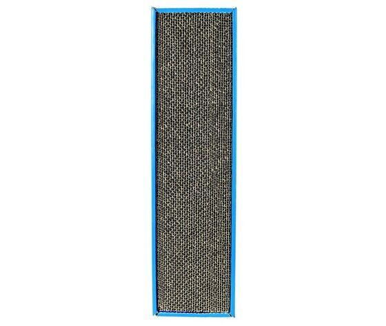 trixie tiragraffi scratchy in cartone 13x48 cm
