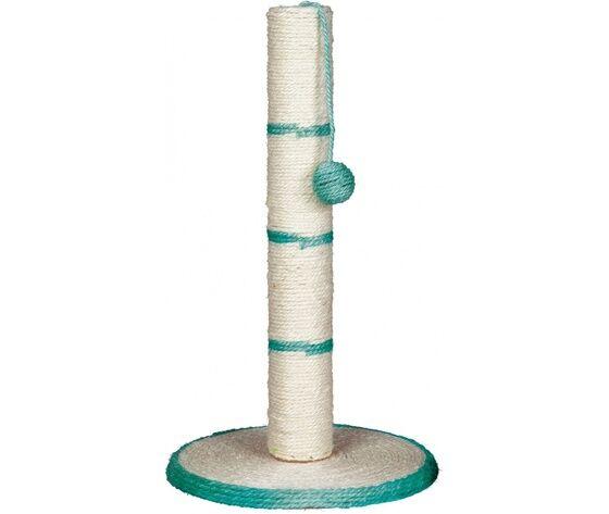 trixie tiragraffi tronchetto in sisal con base 50 cm