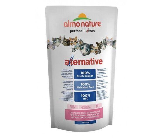 Almo Nature Hfc Alternative Con Salmone Fresco Per Gatto 750g