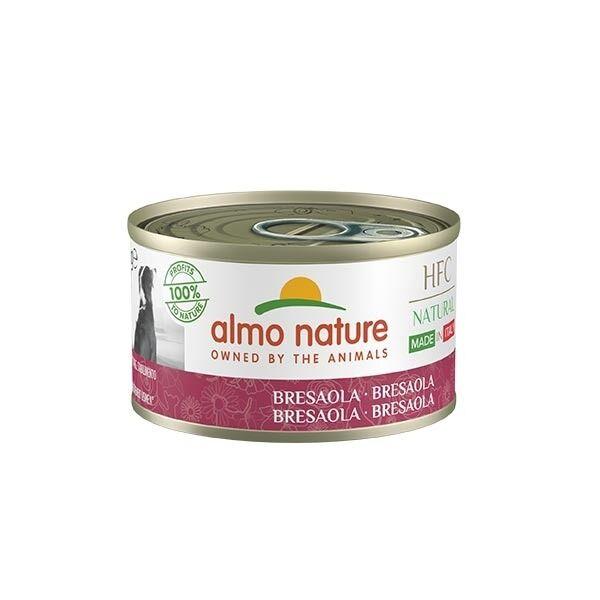 Almo Nature Hfc Natural Made In Italy Per Cani Adulti Da 95 Gr Bresaola