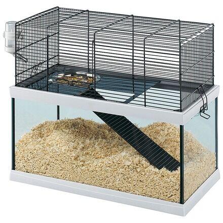 Ferplast Gabbia Per Gerbilli 50 Cage Gabry (*)