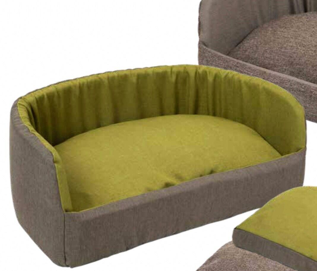 Gimborn Gimcat Divano Sofa' Per Gatti E Cani Grigio-Muschio 70x41,5x25,5 Cm