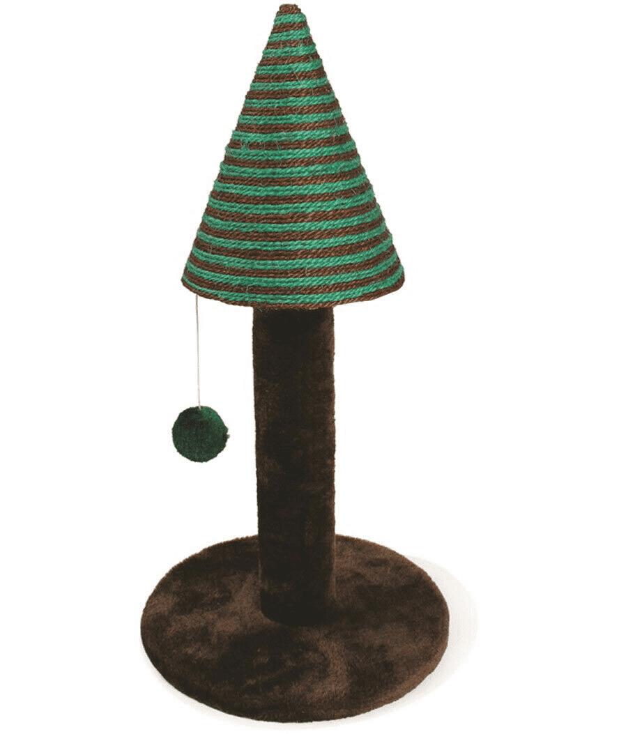 ferribiella tiragraffi albero abete 30x58 cm