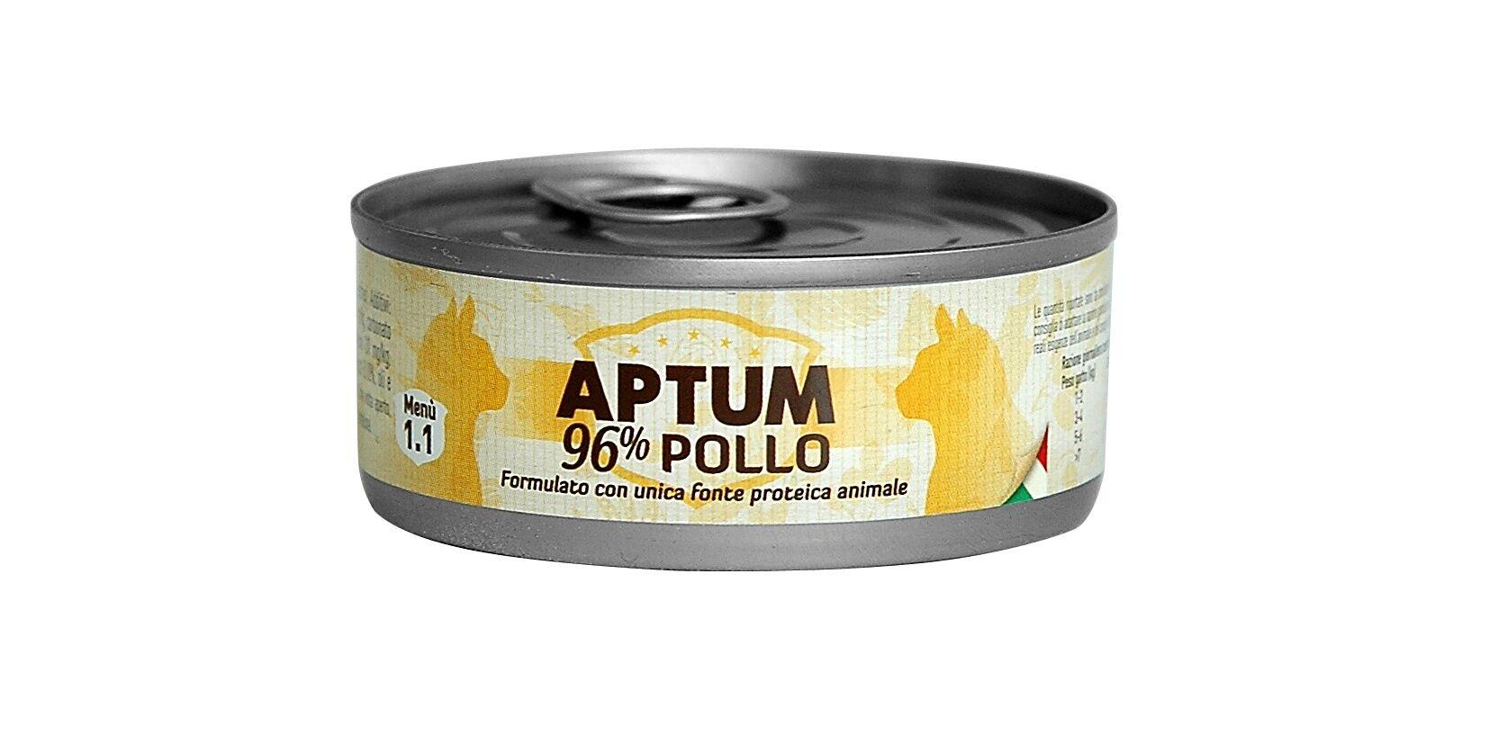 Aptum Gatto 1.1 Con Pollo 85g