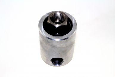 Steuerungstechnik StG Trasduttore rotativo con nipplo di lubrificazione, adesivo e vite senza fine 12244