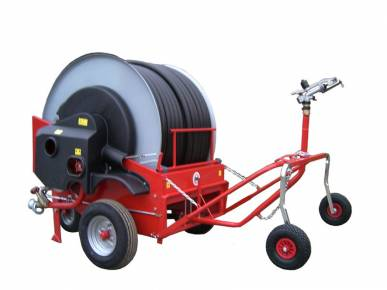 Ebinger GmbH Technisches Equipment Rotolone per irrigazione PE LEADER 50 Ebinger, tubo 180 m 5.000.410