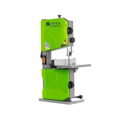 ZIPPER Sega a nastro per legno ZI-BAS250 500W, larghezza di taglio max. 245mm ZI-BAS250