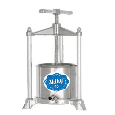 MILKY Pressa per formaggio manuale 2,2L 16114