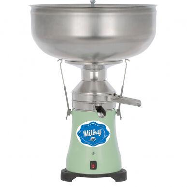 "MILKY Scrematrice centrifuga per latte 12L FJ 130 ERR ""Longlife"" 17598"