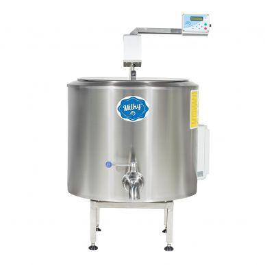 MILKY Pastorizzatore per latte e succhi di frutta FJ 100 PF , 400 Volt 13311
