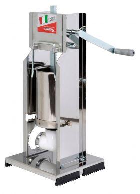 REBER Riempitrice per salsicce a 2 velocità 3kg inox PRO verticale 150202001